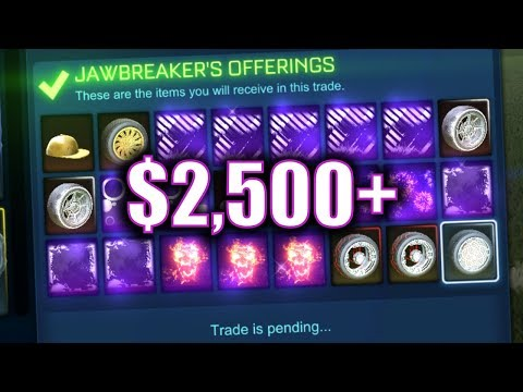 I Have An Addiction (Buying Jawbreaker's Entire Inventory)
