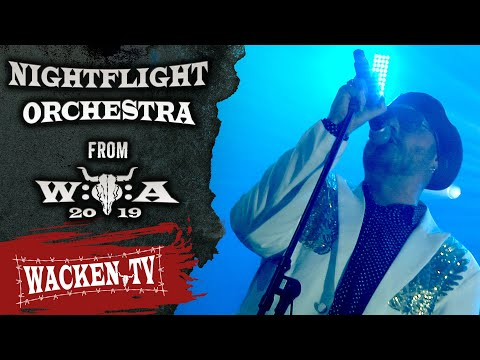 Download The Night Flight Orchestra - Full Show - Live at Wacken Open Air 2019 Mp4 HD Video and MP3