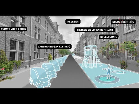 Extra private SUV's cars in your city or shared mobility? My vision in 5 min