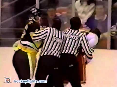 Terry Carkner vs. Warren Young