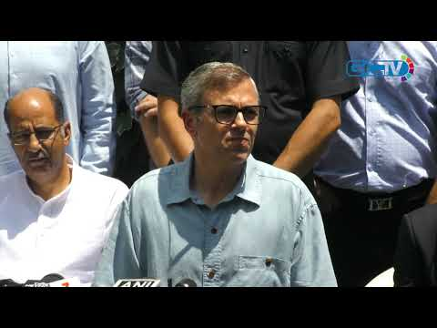 JK situation: Omar asks Centre to come forward and assure people not to worry