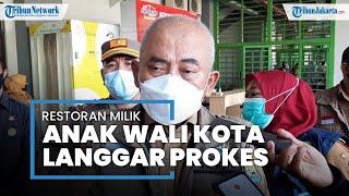 Heboh Restoran Milik Anak Wali Kota Bekasi Langgar Prokes Covid-19, Pengunjung Berjoget Tanpa Masker