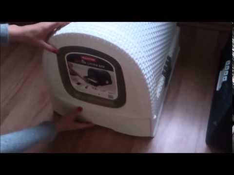 Curver Petlife LITTER BOX - Закрытый туалет для кошек