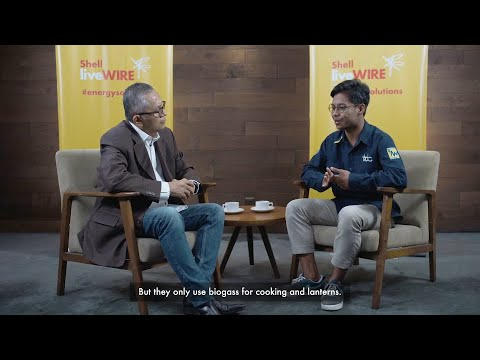 Shell LiveWIRE Indonesia Bionika