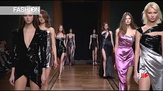 GALIA LAHAV - SILHOUETTE FOOTAGE Haute Couture Spring Summer 2018 Paris - Fashion Channel