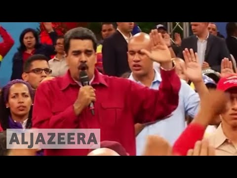 Venezuela: Main opposition parties barred from 2018 presidential vote