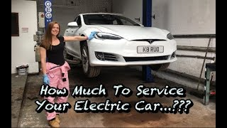 How Much To Service Your Tesla?