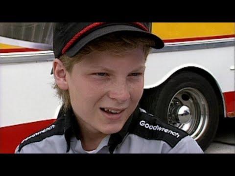 Dale Earnhardt Jr. interviewed by Steve Byrnes