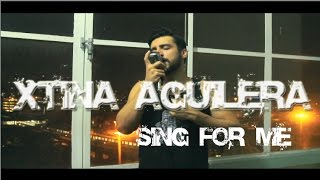 Christina Aguilera - Sing for Me (Cover by Mr John)