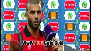 """عماد متعب """"سعيد ان وليد ازارو فك النحس وانا قولته حتجيب اهداف"""""""