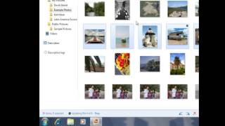 Batch Editing  with Photo Gallery