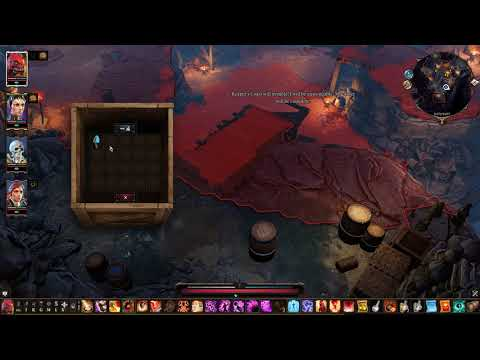 Divinity 2 - Wrecker's Cave Playthrough - смотреть онлайн на