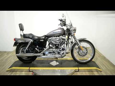 2005 Harley-Davidson Sportster® XL 1200 Custom in Wauconda, Illinois