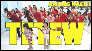 Download Goyang TETEW - Anjing Kacili - Bassgilano Revolution / Choreography by Diego Takupaz Mp3