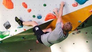 Bouldern ist das Beste der Welt | Maxim Daily Vlog [008]