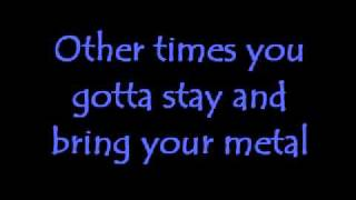 I Gotchoo - Bowling For Soup ( With Lyrics )