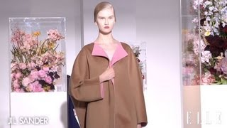 Jil Sander FW2012-13 Collection