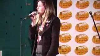 Cat Davies - Revels Chortle Student Comedy Awards 2007