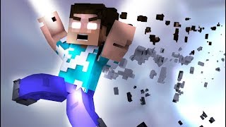 """♫ """"Living In A Nightmare"""" - A Minecraft Original Music Video Animation ♫"""