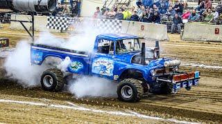 Modified 4x4 Trucks At Keystone Nationals 2020