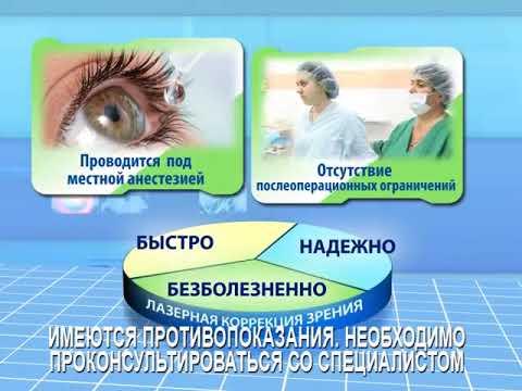 Коррекция зрения тамбовский филиал официальный сайт