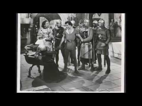 John Derek in Rogues Of Sherwood Forest 1950