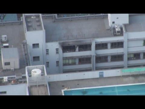 小学校理科準備室で爆発 大阪、けが人なし