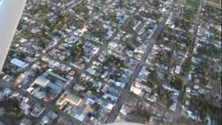 preview picture of video 'Vuelo sobre Laprida - Balneario El Paraiso - Campo de Doma el 8 ene 2012 HD'