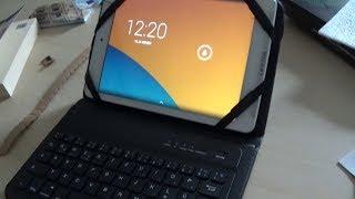 CSL - Bluetooth Slim Tastatur für Tablets - unboxing