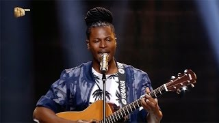 "Idols SA Season 12 | Top 5 | Tebogo - ""Thinking Out Loud"""