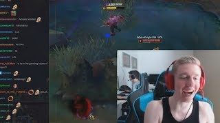 Froggen LOSES IT After JUKING Ornn... | Funny LoL Series #306