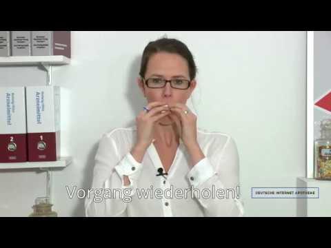 Wie im Insulinpen zu füllen