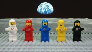 Happy Birthday - Lego - Stop Motion Video