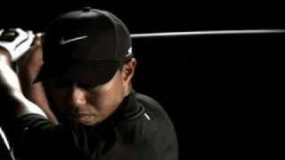 Nike Golf - Tiger Woods Swing Portrait