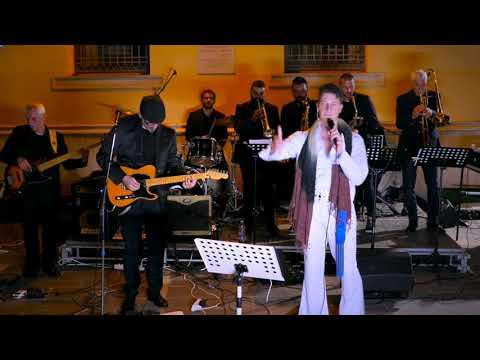 Roberto Elvis Tribute Tributo E. Presley & M. Bublé Roma musiqua.it