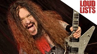 10 Best Rock + Metal Guitarists of All Time