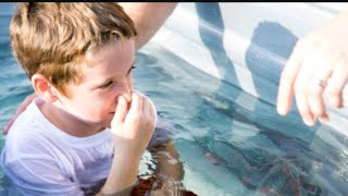 A 5 Yr old JW Baptism in Manila this coming weekend?