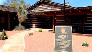 1289 BONANZA 'PONDEROSA II' TV House Replica Built By LORNE GREENE - Jordan Travel Vlog (4/29/20)