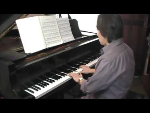 """""""Prelude in C major"""" by J.S.Bach from """"The Well-Tempered Clavier Book I"""""""