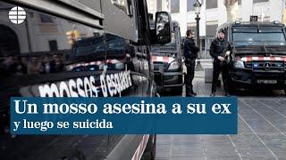 Un mosso asesina a su ex pareja en un aparcamiento de Terrassa y se suicida