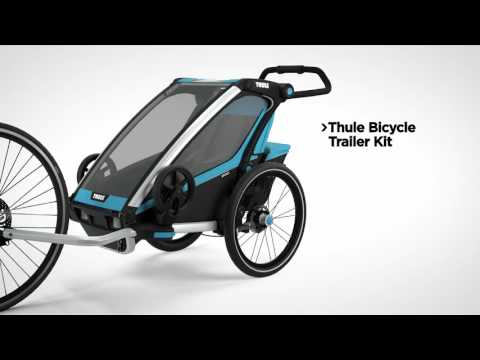 Chariot Sport 1 2020 Spectra Yellow, THULE