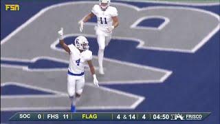 Highlights   Frisco High School vs South Oak Cliff High School (Playoffs Round 2)