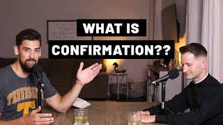 Confirmation: What's the Point? | Cold Brews & Catholic Truths 25