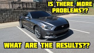 Rebuilding A Wrecked 2015 Mustang GT Part 5