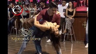 Alesso - Cool ft. Roy / Marco & Sara - workshop bachata dancing - the host 2017
