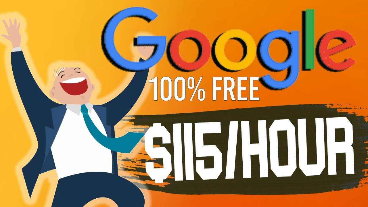 Discover How To Make $95,000 / Year FREE Google Certifications! (Generate Income Online 2021) thumbnail