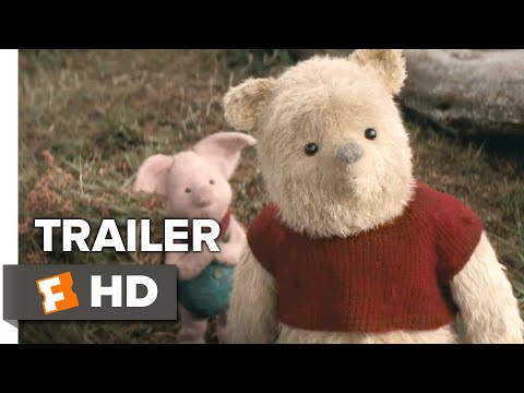 Christopher Robin Trailer #1 (2018)   Movieclips Trailers