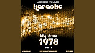 Call on Me (In the Style of Sunrise) (Karaoke Version)