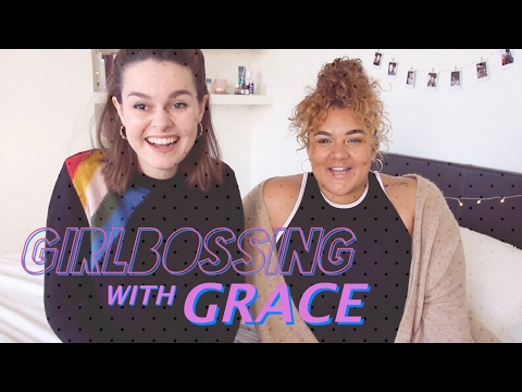 How To Be A GirlBoss with Grace Victory   Lucy Moon
