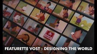 Bao | bonus VOST : Designing the world | Disney BE